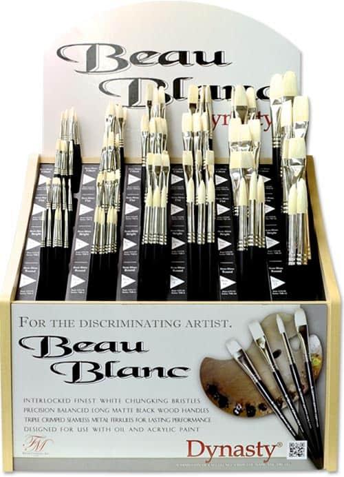 Beau Blanc Display Assortment
