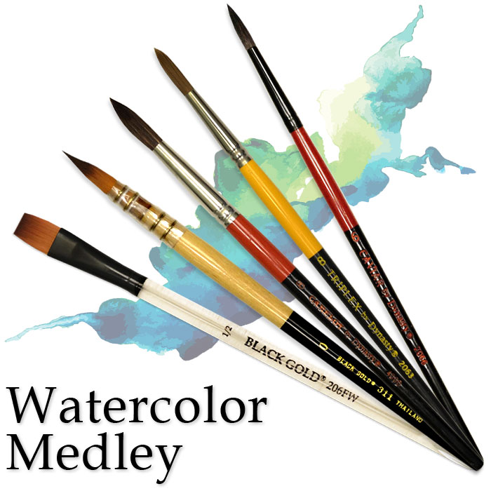 Watercolor Medley by Dynasty