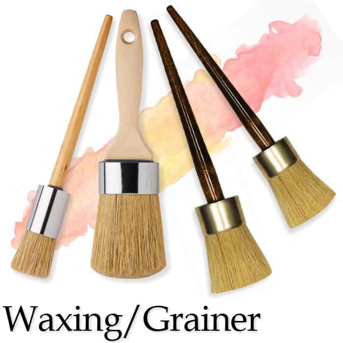 Jumbo Chalk/Wax   Dynasty Brush