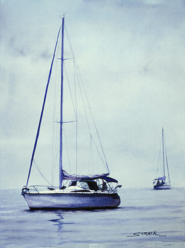 """""""Return to Harbor"""" by Annie-Strack"""