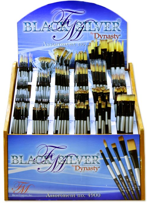 Black Silver Assortment 4900