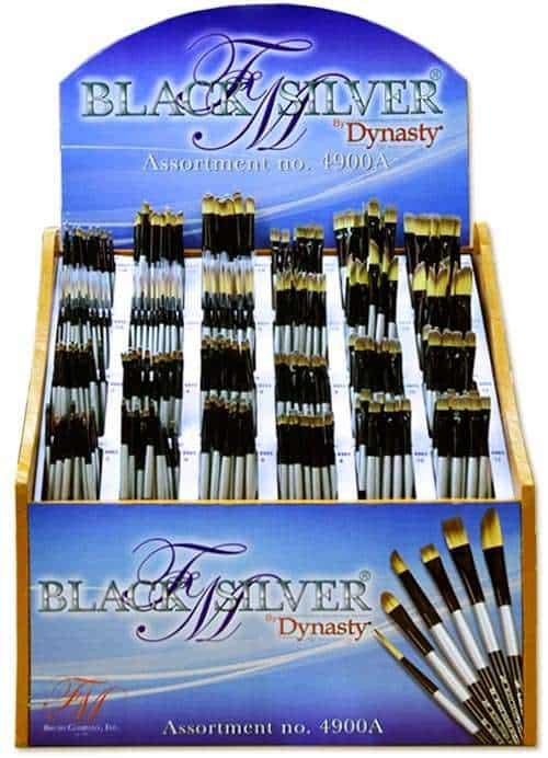 Black Silver Assortment 4900A