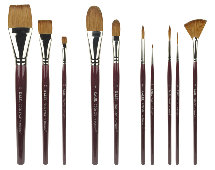 Kalel by Dynasty Brushes