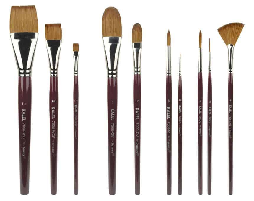 Kalel by Dynasty Brushes